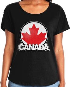 Canada, leaf, Shirt, T Shirts