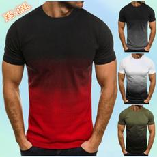 Mens T Shirt, Printed T Shirts, Shirt, Sleeve
