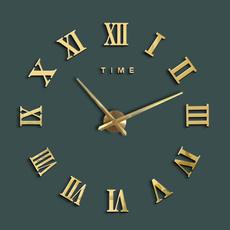Home Decor, Clock, diyclock, Wall Clock