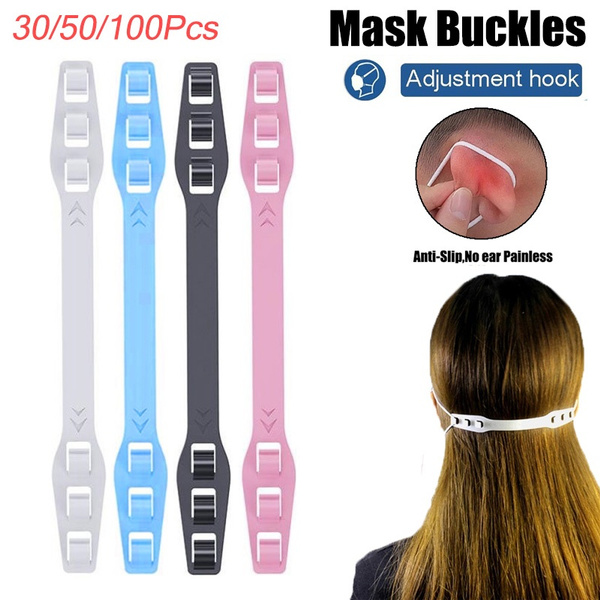 maskaccessorie, Lock, Buckles, Masking tape