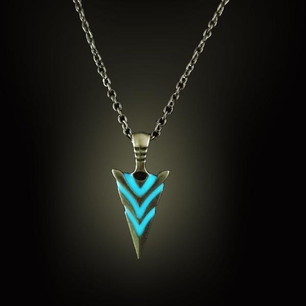 greenarrow, luminousarrow, Jewelry, punk
