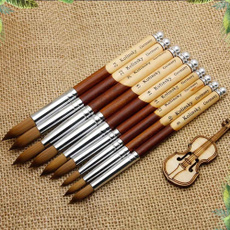 professionalnailbrushe, acrylicnailbrush, Beauty, Wooden