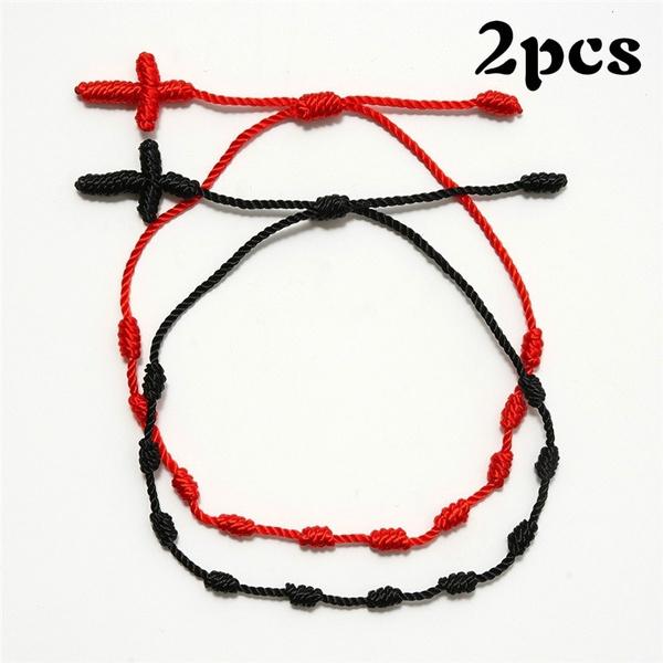 rope bracelet, Jewelry, Handmade, blessingbracelet