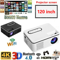 cinemaprojector, led, projector, Hdmi
