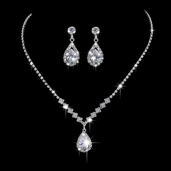 Necklace, Bridesmaid, weddingjewelryset, Jewelry