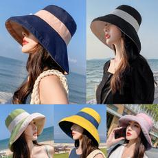 Summer, Fashion, uv, women hats