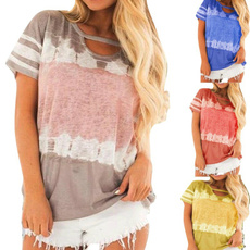 Summer, Fashion, Women Blouse, summer t-shirts
