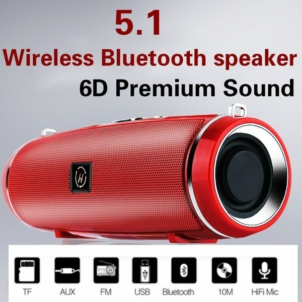 Mini, stereospeaker, Outdoor, Waterproof
