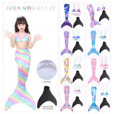 Mermaid dress, Fashion, SwimwearWomen, bikini set
