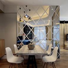 livingroomdecoration, Hogar y estilo de vida, Wall Decal, Modern