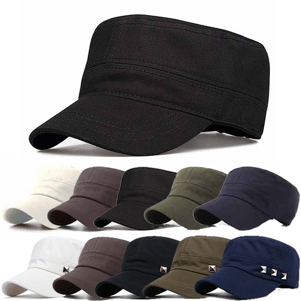 Fashion, plaincap, Army, patrolhat