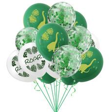 latex, dinosaurparty, Animal, birthdayballoon