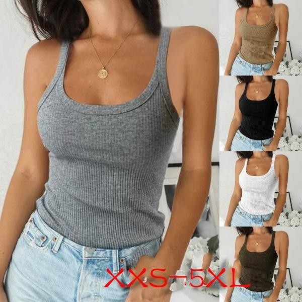 Women Vest, Vest, Plus Size, camisoles for women