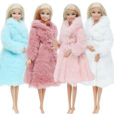 Barbie Doll, Toy, fur, Winter