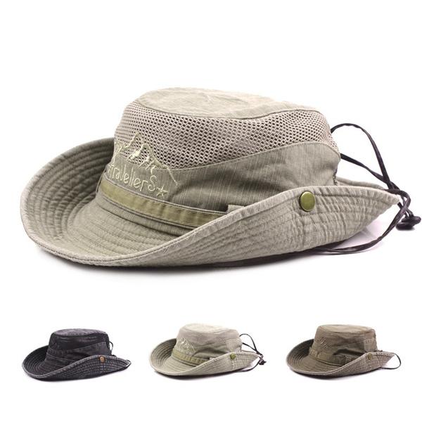 foldablecap, Summer, Outdoor, Cotton