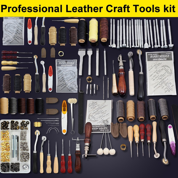 leather, Tool, Sewing, leathertool