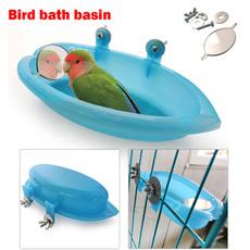 Box, petcageaccessorie, birdmirror, parrotbirdbathtub