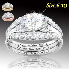 Jewelry, Fashion, 925 silver rings, Gifts