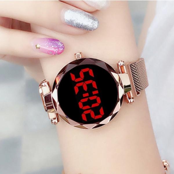 LED Watch, starryskywatch, digitalwatche, led