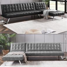leathersofa, living room, leather, Sofas