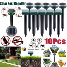 snakerepeller, pestrepeller, solarpestrepeller, Farm