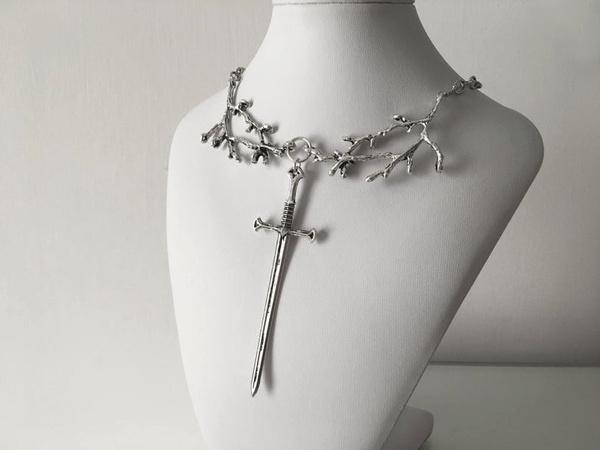 medievalsword, Goth, Fashion, Jewelry