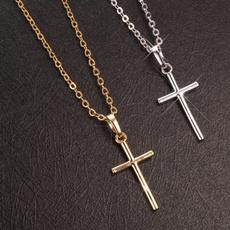 Sterling, sterling silver, Cross necklace, Cross Pendant