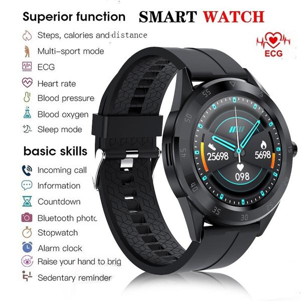 heartratemonitor, Heart, Fashion, Waterproof Watch