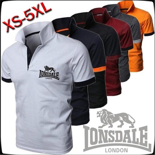 Summer, lonsdaleshirt, Polo Shirts, Sleeve