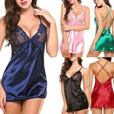Women, Underwear, Lace, Dress