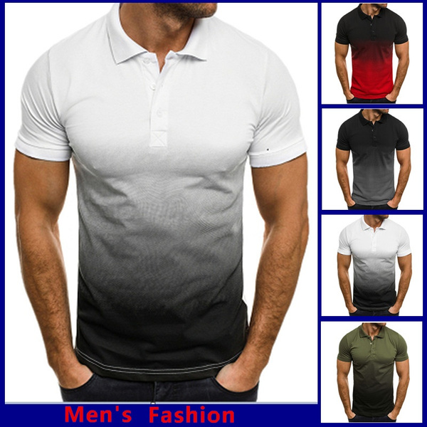 Summer, Fashion, Polo Shirts, mens tops