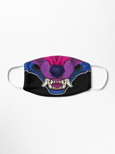 maskforface, maskface, Masks, Wolf