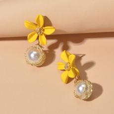 earringgift, Jewelry, Pearl Earrings, Earring