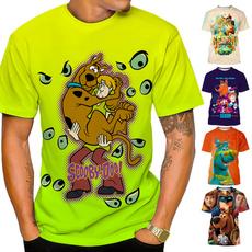 Mens T Shirt, Fashion, Shirt, scoobydoo