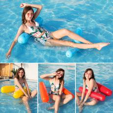 foldablecushionbed, waterhammock, floatingbed, wateractivitie