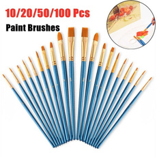 Art Supplies, oilpaintingbrush, painting, Tool