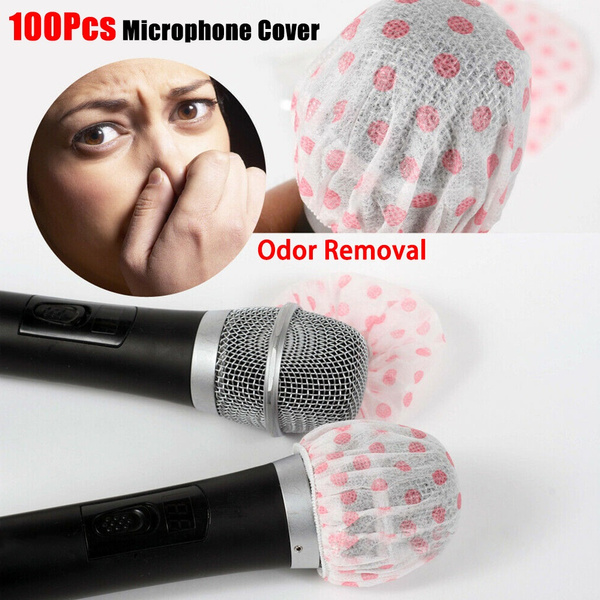 Microphone, shield, Cover, microphonehygienecover