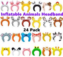 inflatableheadband, Head Bands, animalheadbandset, Bags