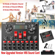 broadcastsoundcard, livesoundcard, Mobile, Microphone