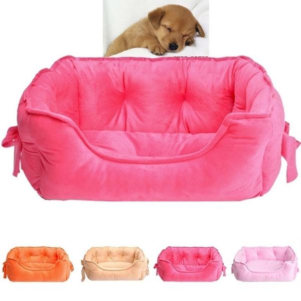 cute, Fleece, Beds, Home Decor