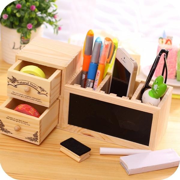 Box, pencil, Home Decor, Wood