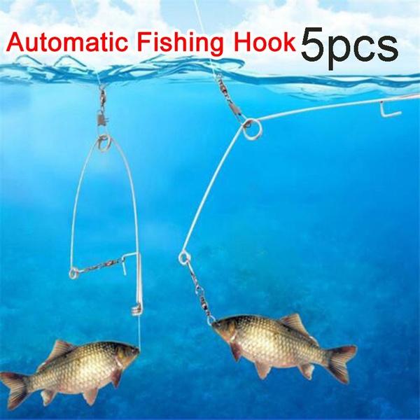 Steel, fishingaccessorie, Spring, fish