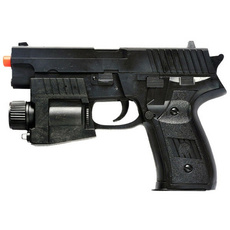 softbulletgun, led, plasticbullet, 6mmbullet