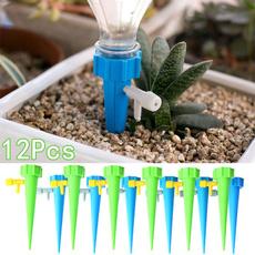 irrigationsystem, selfwatering, Spike, plantswatering
