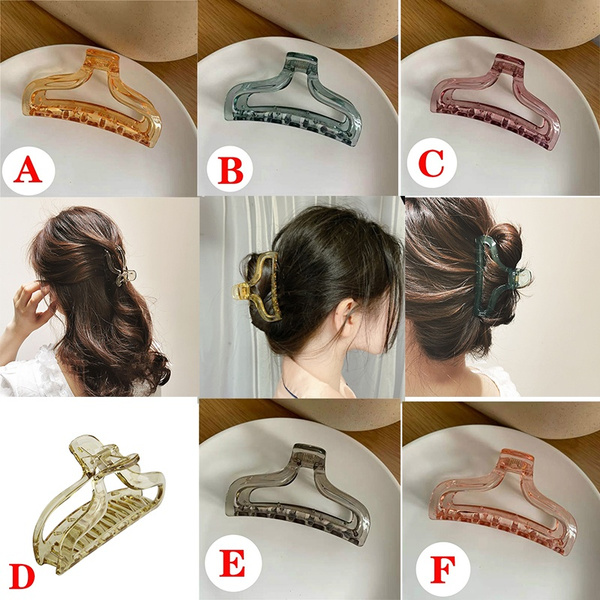 Head, updohairpin, headwear, Simple