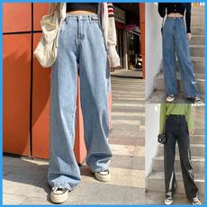 womens jeans, Fashion, straightjean, high waist