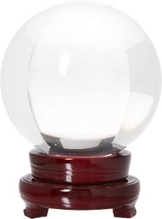 Large, Ball, Crystal, M&M