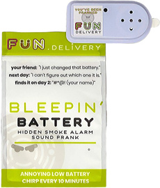 sound, delivery, Battery, Alarm