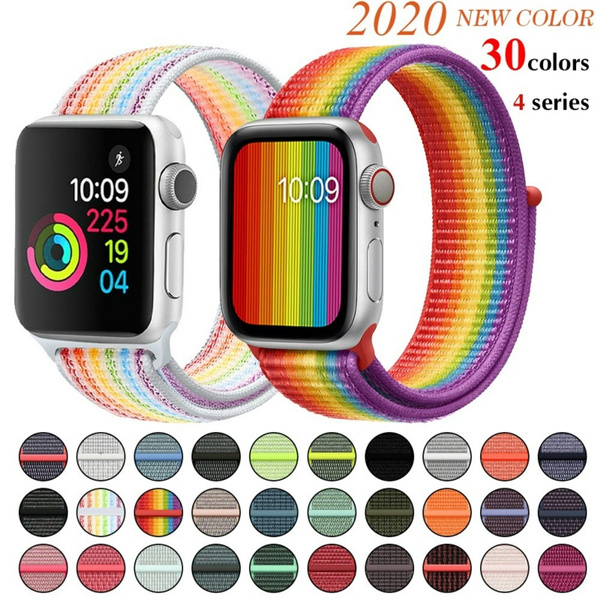watchbandstrap, Nylon, applewatchband44mm, Apple