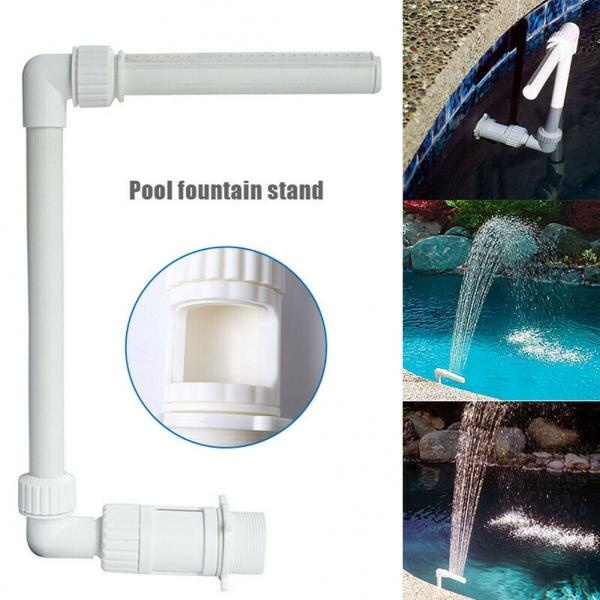 water, poolfountainstand, Home Decor, Home & Living